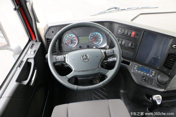 优惠2.3万福州满帮三一重卡牵引车促销中