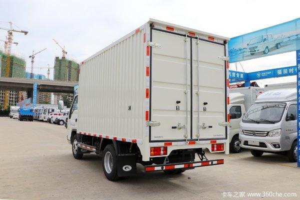 小卡之星载货车火热促销中 让利高达0.3万