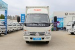 福田时代 小卡之星Q2 1.5L 116马力 汽油 2.93米排半厢式微卡(国六)(BJ5035XXY5PV5-51)图片