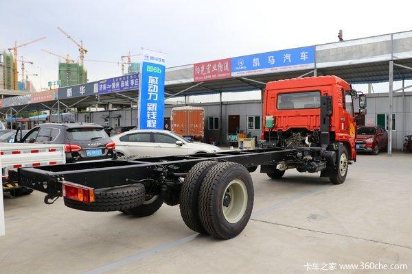 降价促销沈阳豪曼H5载货车仅售24.90万