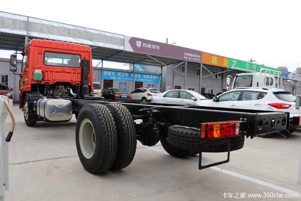 降价促销南京豪曼H5载货车仅售13.95万
