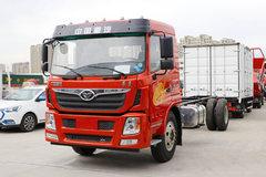 中国重汽 豪曼H5中卡 170马力 6.75米排半仓栅式载货车(法士特)(ZZ5188CCYF10EB1) 卡车图片
