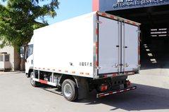 中国重汽HOWO 悍将 156马力 4X2 4.1米冷藏车(ZZ5047XLCF341CE145)