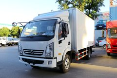 跃进 上骏X300-33 115马力 4.18米单排厢式轻卡(SH5042XXYKFDCMZ) 卡车图片