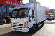 唐骏欧铃 T3系列 110马力 4.15米单排厢式轻卡(ZB5042XXYJDD6V)
