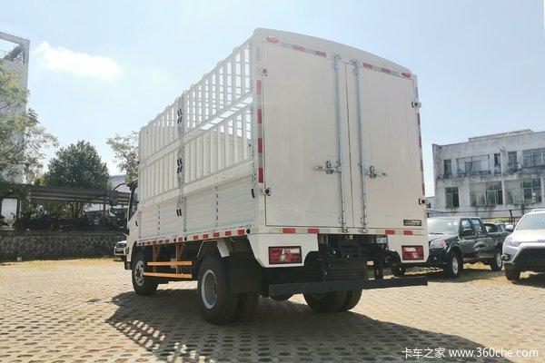 仅售13.60万沈阳万亿达凯锐800载货车优惠促销