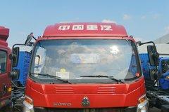 中国重汽HOWO 悍将 重载版 170马力 3.85米排半仓栅式轻卡(ZZ5047CCYG3315E143) 卡车图片