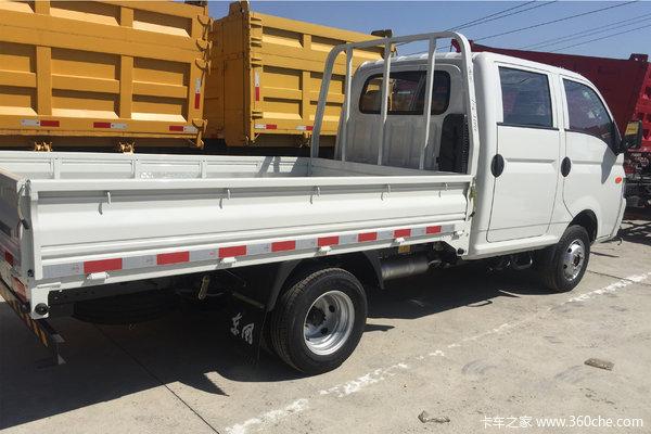 降价促销小霸王W17载货车仅售5.98万元