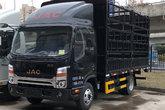 江淮 帅铃H330 150马力 4.18米单排仓栅式轻卡(HFC5120CCYP71K8C2V)