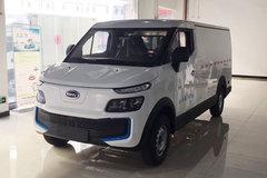 开瑞 海豚EV 智联版 2.8T 5.46米纯电动封闭厢式运输车(全包裹式货箱)44.5kWh
