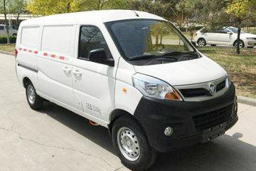 福田商务车 风景V5新能源 4.5米纯电动厢式运输车52.92kWh