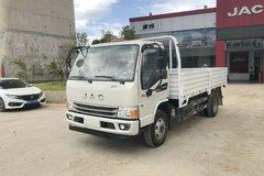 江淮 康铃H6 170马力 4.18米单排栏板轻卡(朝柴)(HFC2043P91K2C2NV) 卡车图片