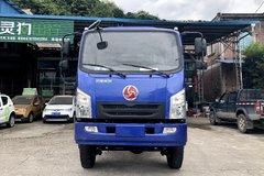 三龙龙江 160马力 4X2 4.1米自卸车(CZW3041-E5)
