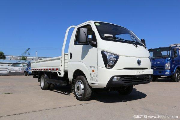 缔途GX载货车火热促销中 让利高达0.1万