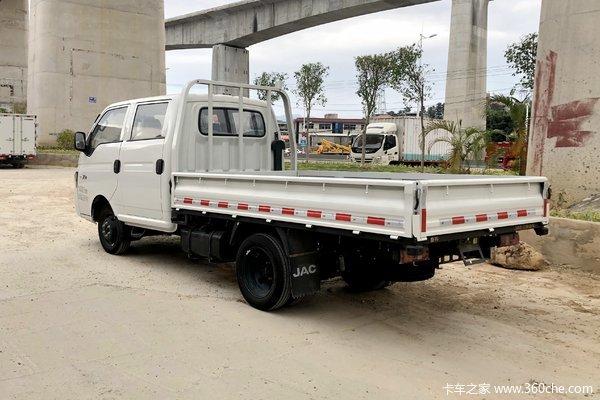 降价促销广州骏益康铃X6载货车仅售6.28万