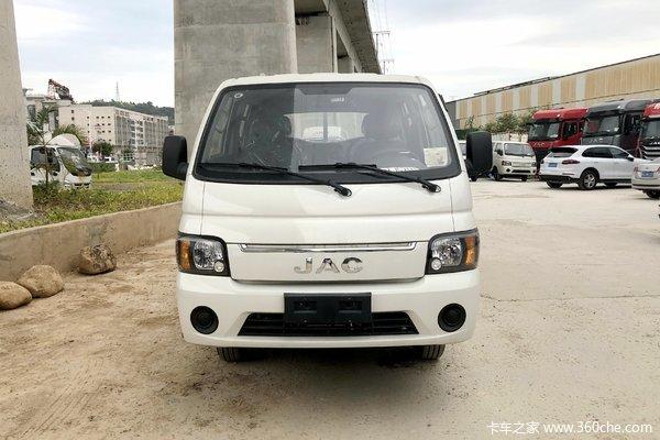 康铃X6载货车广州市火热促销中 让利高达0.2万