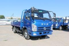 飞碟奥驰 V2系列 95马力 3.85米排半栏板轻卡(FD1041W17K5-4) 卡车图片