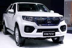 长城汽车 风骏7EV 2019款 精英型 两驱 大双排纯电动皮卡60.76kWh
