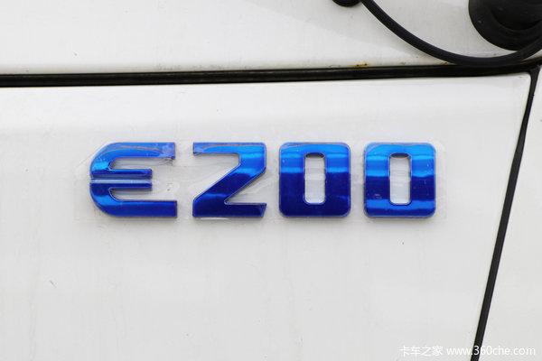优惠0.8万远程E200电动轻卡火热促销中