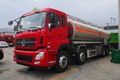 东风商用车 天龙 350马力 8X4 铝合金运油车(DFZ5320GYYAX2VLS)
