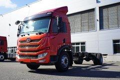 青岛解放 龙VH 2.0版 240马力 4X2 6.75米仓栅式载货车底盘(CA5189CCYPK2L2E5A80) 卡车图片
