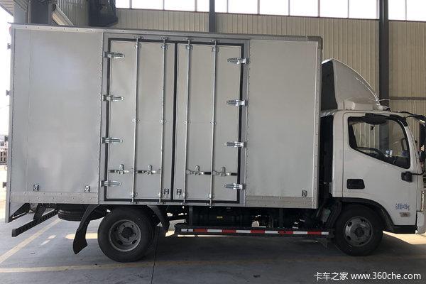 降价促销欧马可E版载货车仅售10.70万