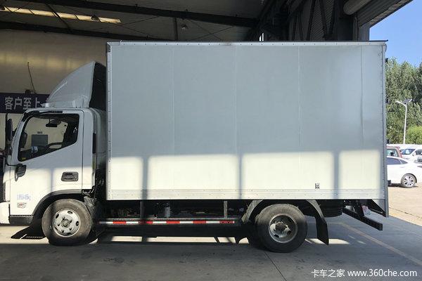 降价促销欧马可E版载货车仅售9.22万