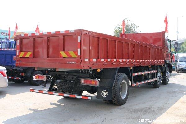 回馈客户宣城瑞沃ES5自卸车仅售23.23万