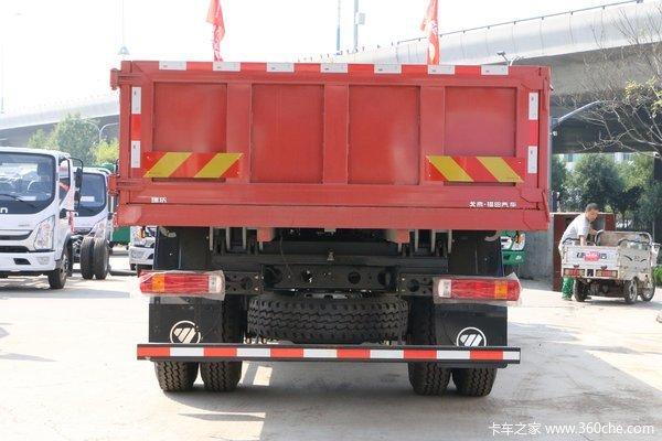 优惠0.1万青岛瑞沃ES5自卸车现促销中