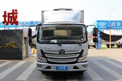 福田 欧马可S3系 141马力 4X2 冷藏车(中集牌)(ZJV5048XLCSD5)