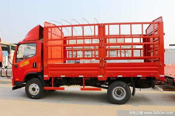 降价促销榆林虎V载货5.8米仅售17.70万