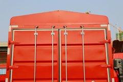 解放 虎VH 大王版 160马力 3.85米排半仓栅式轻卡(CA5049CCYP40K2L1E5A84)
