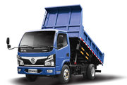 东风 福瑞卡F4 95马力 4X2 4.2米自卸车(EQ3041S3GDF)