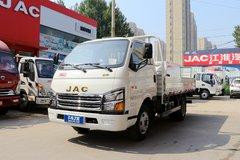 江淮 康铃X7 商贸版 102马力 3.8米单排栏板轻卡(HFC1041PV3K1C1V) 卡车图片