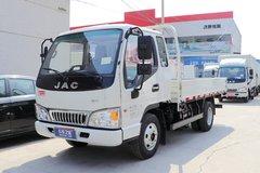 江淮 新康铃H3窄体 102马力 3.37米排半栏板轻卡(HFC1040P93K1B4V) 卡车图片