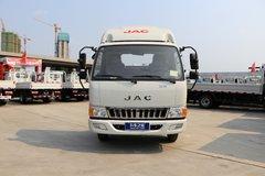 江淮 骏铃E5 116马力 4.18米单排仓栅式轻卡(HFC5043CCYP92K2C2NV)图片