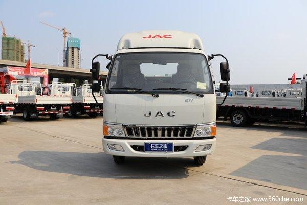 仅售7.98万南宁骏铃E5载货车优惠促销