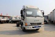 江淮 骏铃E5 116马力 4.18米单排仓栅式轻卡(HFC2043CCYP92K1C2V-S)