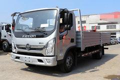 福田 奥铃CTS 143马力 5.15米单排栏板轻卡(BJ1088VEJEA-FA) 卡车图片