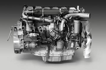斯堪尼亚DC13 139 412马力 13L 国五 柴油发动机