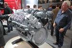 斯堪尼亚DC16 118 652马力 16L 国五 柴油发动机图片