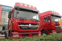 中国重汽 HOKA H7系重卡 336马力 4X2 牵引车(ZZ4183) 卡车图片