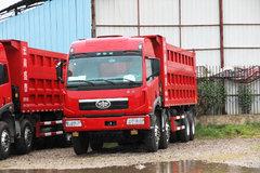 青岛解放 新大威重卡 336马力 8X4 6米自卸车(CA3300P2K2L1T4EA80)
