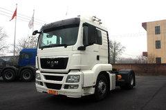 曼(MAN) TGS系列重卡 400马力 4X2 牵引车(型号:18.400) 卡车图片