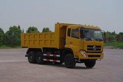 东风商用车 大力神重卡 260马力 6X4 5.4米自卸车(DFL3240A9) 卡车图片