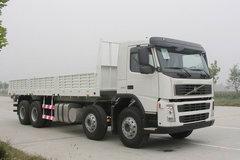 沃尔沃 FM重卡 380马力 8X4 栏板载货车(JHW1310F39A6)
