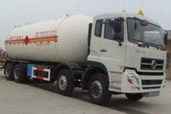 东风商用车 天龙 245马力 8X4 液化气体运输车(大力牌)(DLQ5311GYQA3)