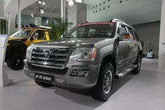 2012款福田 萨普V 征服者II 2.8L柴油 双排皮卡