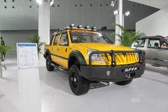 福田 萨普V 征服者 巨无霸 2.8L柴油 四驱 双排皮卡 卡车图片