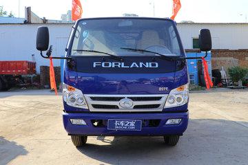 福田 时代金刚 220马力 6X2 5.2米自卸车(国六)(速比5.833)(BJ3244DMPFB-01)